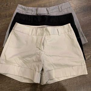 4 PAIRS Express shorts (US 4)